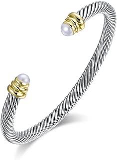 Best david yurman aluminum bracelet pink Reviews