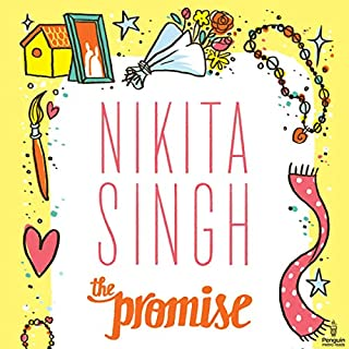 The Promise                   Written by:                                                                                                                                 Nikita Singh                               Narrated by:                                                                                                                                 Akanksha Mishra                      Length: 6 hrs and 6 mins     Not rated yet     Overall 0.0