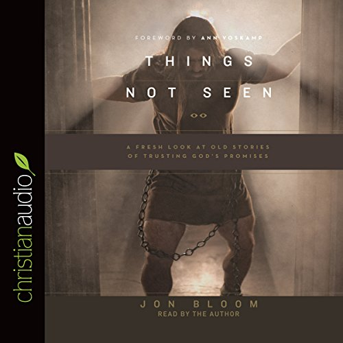 Things Not Seen audiobook cover art