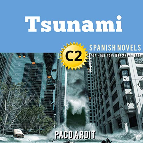 Spanish Novels: Short Stories (Tsunami) audiobook cover art