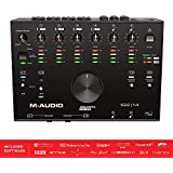 M-Audio USB/USB-C対応 8イン/4アウト オーディオインターフェース/MIDIインターフェース:ProTools|First/Ableton Live Lite/Eleven Lite/Avid Effects Collection/AIR Music Tech製エフェクト&ソフト音源付属 AIR 192|14