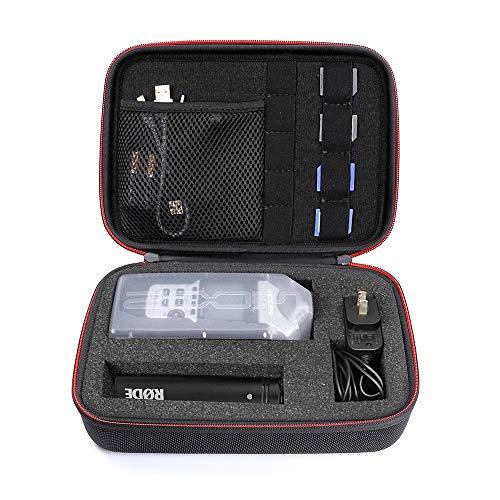 Honbobo Borse da Custodia portatile per Zoom H1, H2N, H5, H4N, H6, F8, Q8 Registratore Audio
