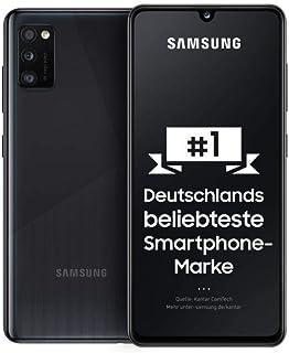 Samsung Galaxy A41 -, czarny