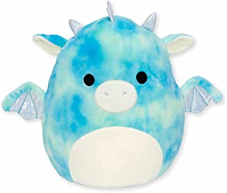 Squishmallows Official Kellytoy Plush 8 Inch Squishy Soft Plush Toy Animals (Keith The Dragon)
