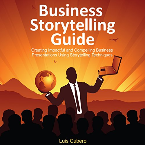 Business Storytelling Guide audiobook cover art