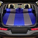NYSCJJJ Auto Inflable de Coches Cama Cama Hatchback Viaje colchón de Aire Cubiertas Resto for Ibiza For VW Golf 4 For Ford Fiesta Focus 2 Opel Astra (Color : A)