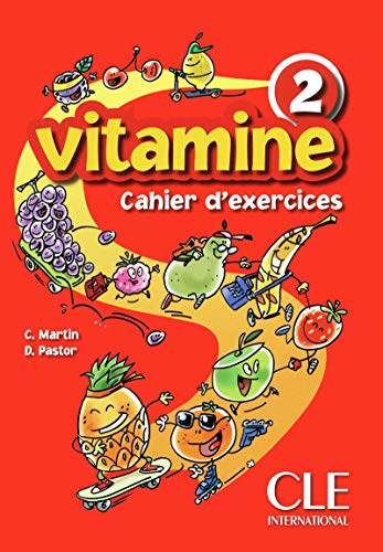 Vitamine 2 Cwiczenia + CD