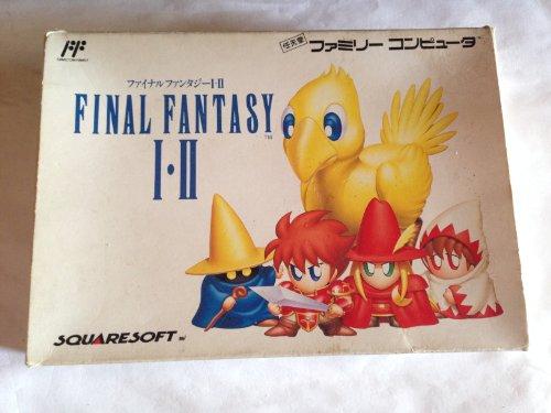 Final Fantasy I.II