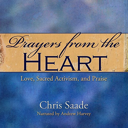 Prayers From the Heart audiobook cover art
