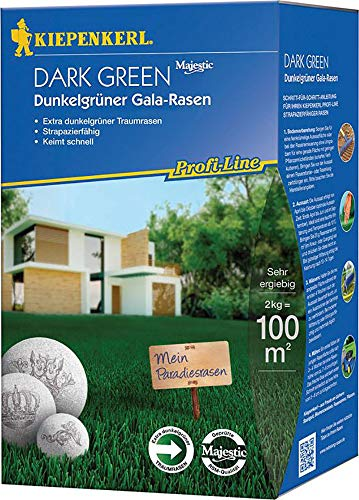 Kiepenkerl Rasen Dark Green Gala- 2kg P.L. - 664906