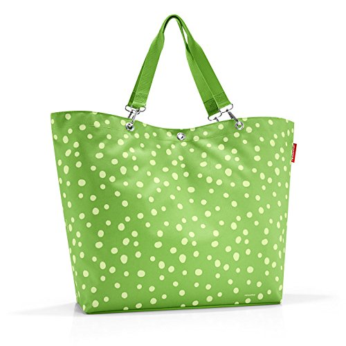 reisenthel shopper XL 68 x 45,5 x 20 cm / 35 l / spots green