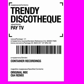 Trendy Discotheque