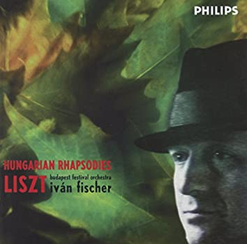 Liszt: 6 Hungarian Rhapsodies