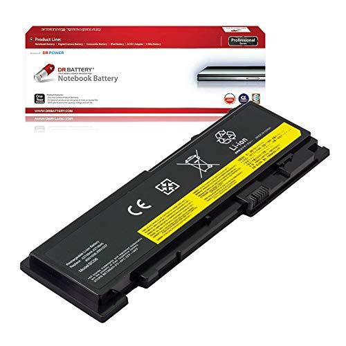 DR. BATTERY Laptop Battery for Lenovo ThinkPad T420s T420si T430s T430si 0A36287 0A36309 42T4844 42T4845 42T4846 42T4847 45N1036 45N1037 45N1064 45N1065 [11.1V/4400mAh/49Wh]