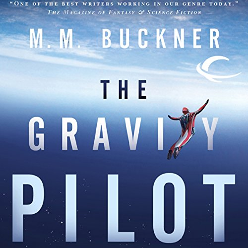 The Gravity Pilot audiobook cover art