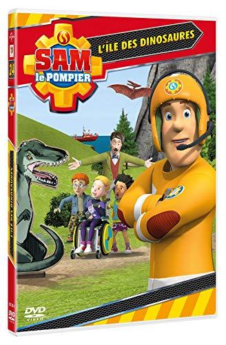 Sam Le Pompier-Volume 24 : L'Île des Dinosaures