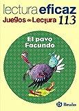 El pavo Facundo Juego Lectura (Castellano - Material Complementario - Juegos De Lectura) - 9788421698150 (Juegos Lectura Eficaz)