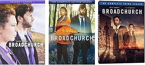 Broadchurch: The Complete Season 1-3