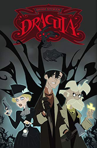 All-Action Classics: Dracula (English Edition)
