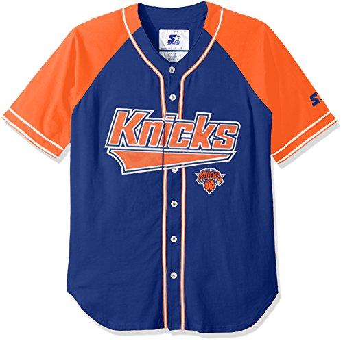 Knicks Baseball Jersey