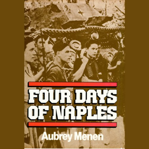 Four Days of Naples audiobook cover art
