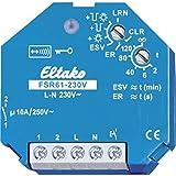 Eltako Funkaktor Stromstoß- Schaltrelais 230V. 1 Schließer FSR61-230V