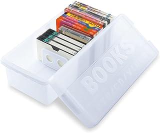 Nai-storage Caja de Almacenamiento de CD/DVD, Caja de colección de álbumes de música Caja de Almacenamiento de Juegos PS4 ...