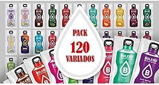 Bebidas Bolero Pack 120 Variados