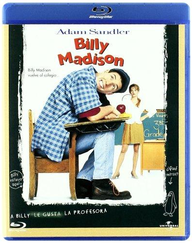 Billy Madison (Blu-Ray) (Import) (2010) Sandler, Adam; Whitford, Bradley; Da