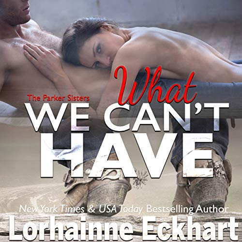 Couverture de What We Can't Have