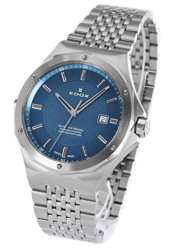 エドックス EDOX 腕時計 53005 3M BUIN デルフィン クォーツ [並行輸入品]