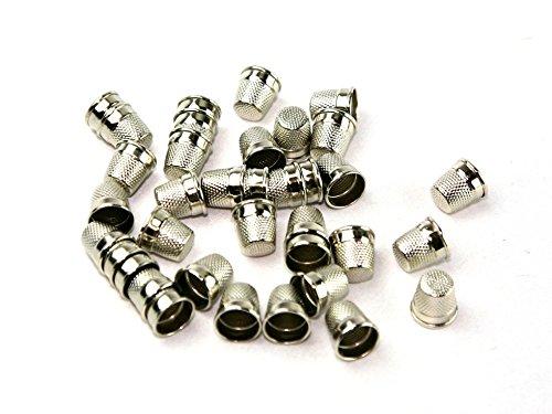 Metall-Fingerhüte zum Nähen Größe 5(13,5mm)–Bulk Box von 36Fingerhüte