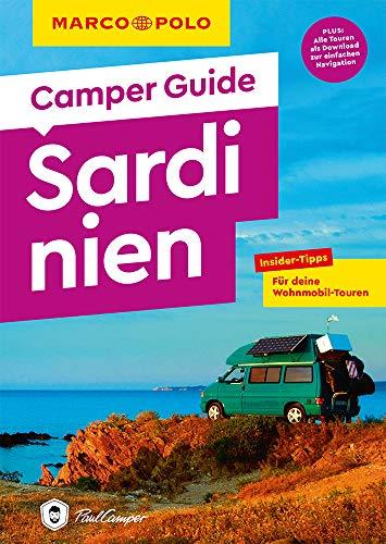 MARCO POLO Camper Guide Sardinien: Insider-Tipps für deine Wohnmobil-Touren.