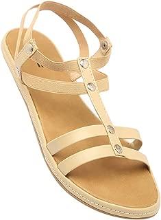 Life Womens Casual Wear Slip On Flats_Beige