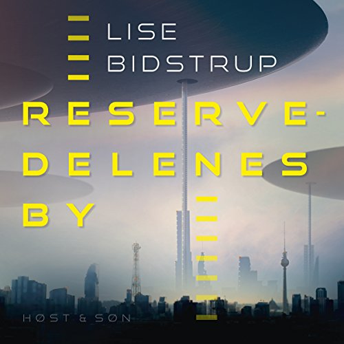 Reservedelenes by audiobook cover art