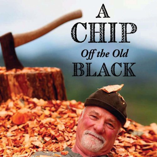 A Chip Off the Old Black audiobook cover art