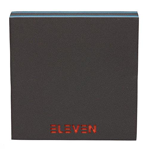 eleven Ethafoam Ziel-Schießscheibe für alle Pfeil-Typen 60x60x14 schwarz