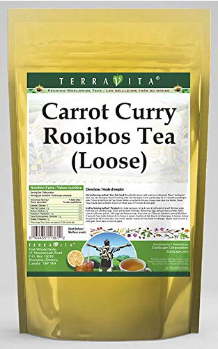 Indefinitely Carrot Curry Rooibos Tea Loose 545758 4 Fashionable oz ZIN: