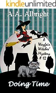 Wayfair Witches 12巻 表紙画像