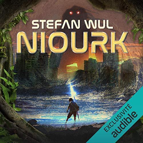 Couverture de Niourk
