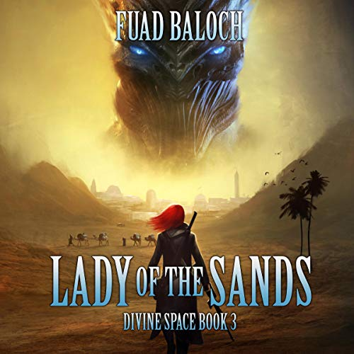 Lady of the Sands cover art