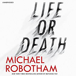 Life or Death audiobook cover art
