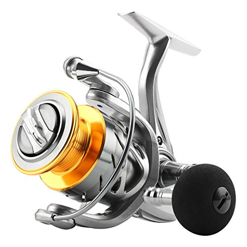 SeaKnight Rapid Saltwater Spinning Reel,...