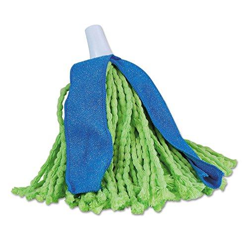 LYSOL 590941M Cone Mop Supreme Refill, Green/Blue