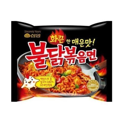Samyang Ramen / Spicy Chicken Roasted Noodles 140g