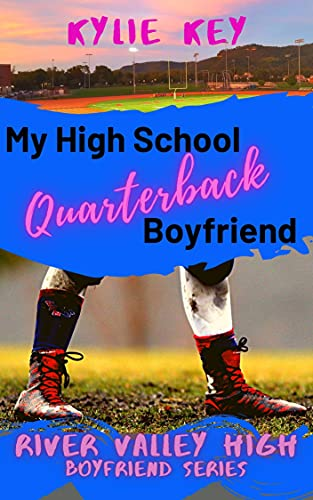 Book Cover for My High School Quarterback Boyfriend