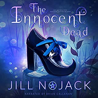 The Innocent Dead audiobook cover art