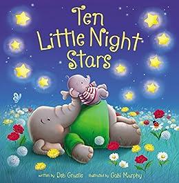Ten Little Night Stars by [Deb Gruelle, Gabi Murphy]