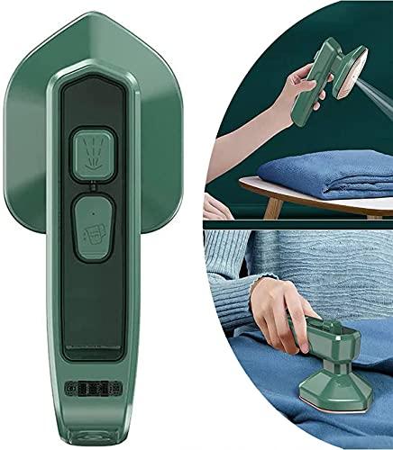 Micro plancha de vapor profesional portátil, mini vaporizador de ropa de mano para el hogar, máquina de planchar portátil plegable de viaje