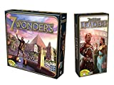 Asmodee, 7 Wonders 7 Wonders: Leaders Expansion